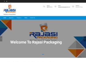 rajasipackaging.com