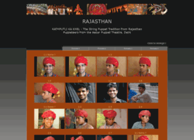 rajasthan.puppetry.org.in