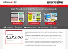 rajasthanpatrika.releasemyad.com