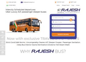 rajeshbus.com