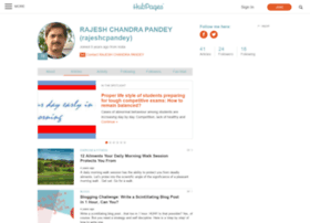 rajeshcpandey.hubpages.com