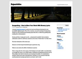 rajeshhfire.wordpress.com