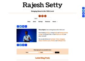 Rajeshsetty.com