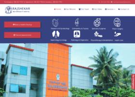 rajshekarhospital.com