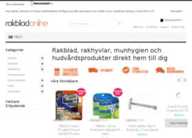 rakbladonline.se