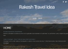 rakeshtravelidea.snappages.com