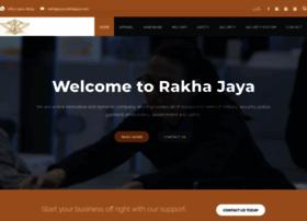 rakhajaya.com