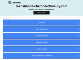 rakhshanda-chamberofbeauty.blogspot.com