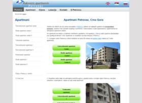 rakocevic-apartments.com