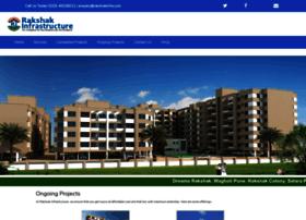 rakshakinfra.com