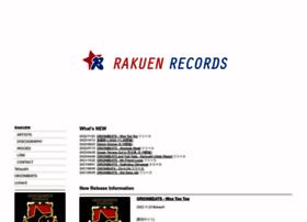 rakuen-records.com