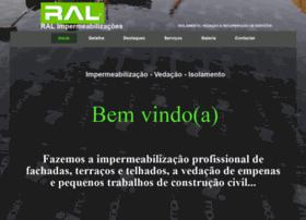 ral-impermeabiliza.com
