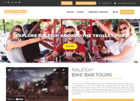 raleigh.trolleypub.com