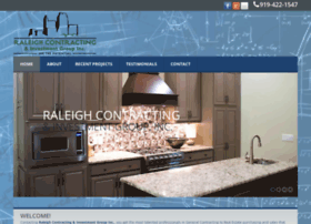 raleighcontractinginvestmentgroup.com