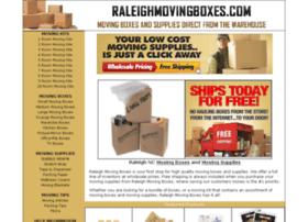 raleighmovingboxes.com
