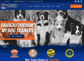 raleighncdogtrainers.com