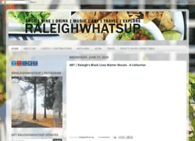 raleighwhatsup.blogspot.com