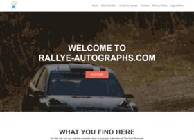 rallye-autographs.com