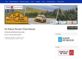 rallyeriasbaixas.com