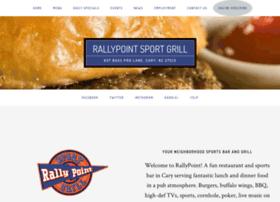 rallypointsportgrill.com