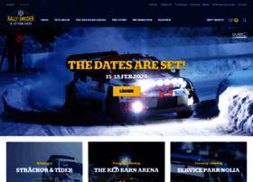 rallysweden.com