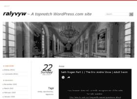 ralyvyw.wordpress.com