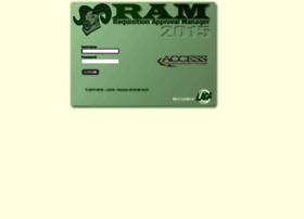 ram-access.laca.org