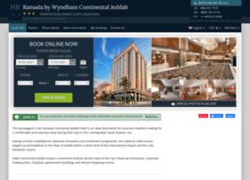 ramada-continental-jeddah.h-rez.com