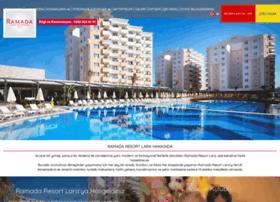 ramada-resort-lara.hotelrunner.com
