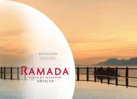 ramadaplazaantalya.com