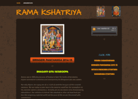 ramakshatriya.webs.com