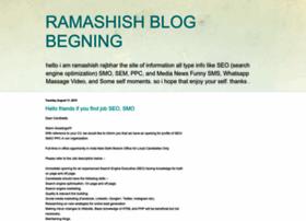 ramashish-rajbhar.blogspot.com