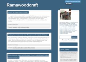 ramawoodcraft.tumblr.com