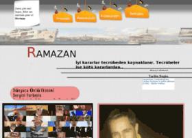 ramazanalyu.com