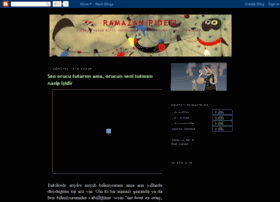 ramazanpidesi.blogspot.com
