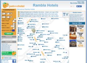 ramblahotels.com