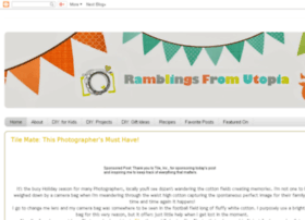 ramblingsfromutopia.com