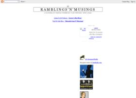 ramblingsnmusings.blogspot.nl