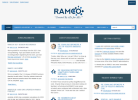 ramcoams.connectedcommunity.org