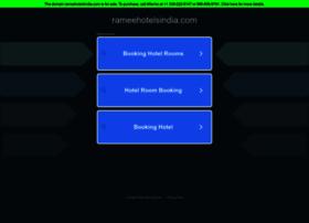 rameehotelsindia.com