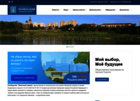 ramenskoye.ru