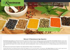 rameshwaramagroexporters.com