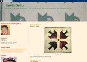 ramey-cagefamilyquilts.blogspot.com