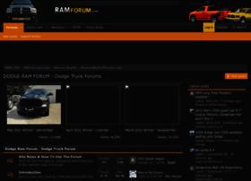 ramforum.com