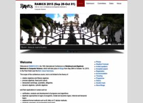 ramics2015.di.uminho.pt