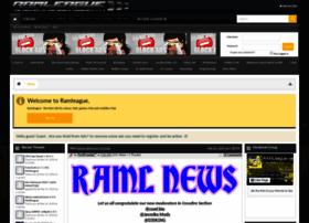 ramleague.net