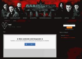 rammstein.com.uy