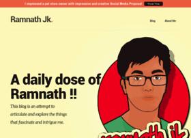 ramnathjk.com
