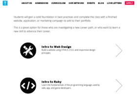 rampup.startupinstitute.com