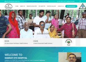 ramratieyehospital.com